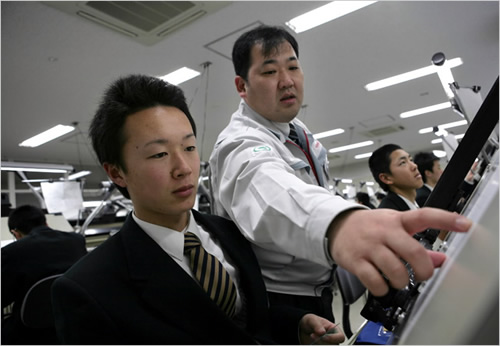 Toyota draftsman