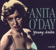 album cover of Anita O'Day
